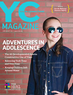 Youth Connections Magazine, June 2017