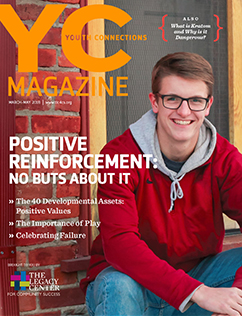 Youth Connections Magazine, March 2018